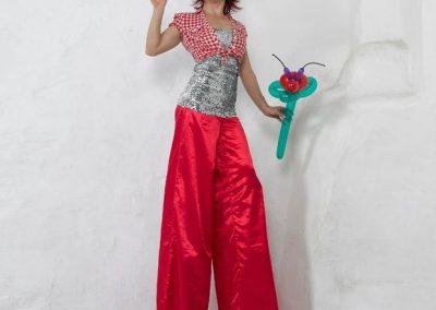 Miss Lala – Balloon Modeller | London | UK