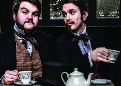 Morgan & West – Cabaret Magicians | London | UK
