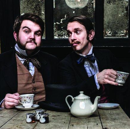 Morgan & West – Cabaret Magicians   London   UK