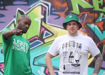 Mystro and DJ Lok – Event Hosts   London   UK