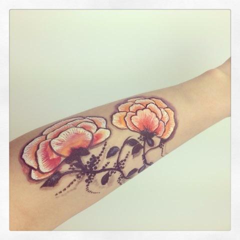 Natalie – Temporary Tattoos | London | UK