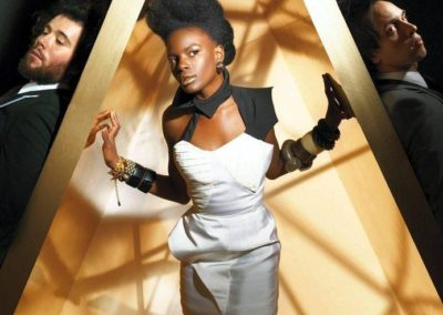 Noisettes | Celebrity DJs | UK