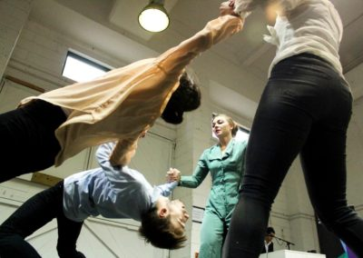 Off the Ground- Contemporary Dancers | UK