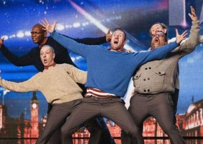 Old Men Grooving- Britain's Got Talent Finalist 2015 | UK
