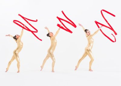 Olympic Rhythmic Gymnasts – Gymnasts | London |UK