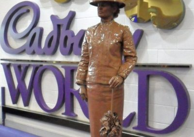 Pamela – Bespoke Human Statue Acts | Surrey| South East| UK