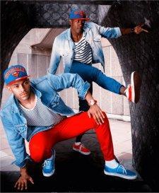 Parallel – Street Dance Duo   UK