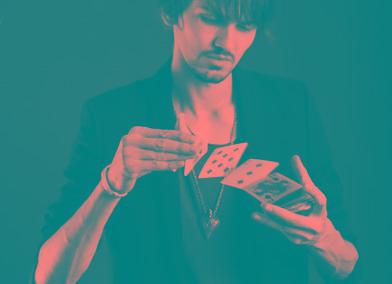 Pete – Street Magician | London| UK