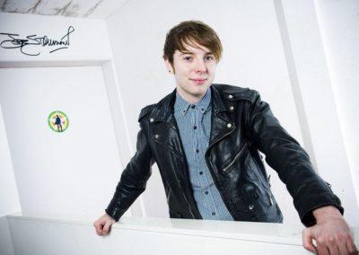 Phil Taggart   Celebrity DJ   UK