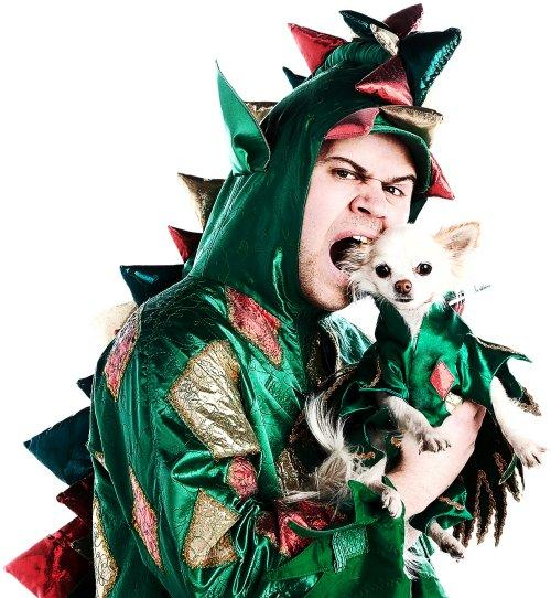 Piff the Magic Dragon – Famous Magician   UK