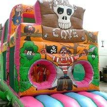 Pirate Run – Bouncy Castles & Soft Play | London| UK