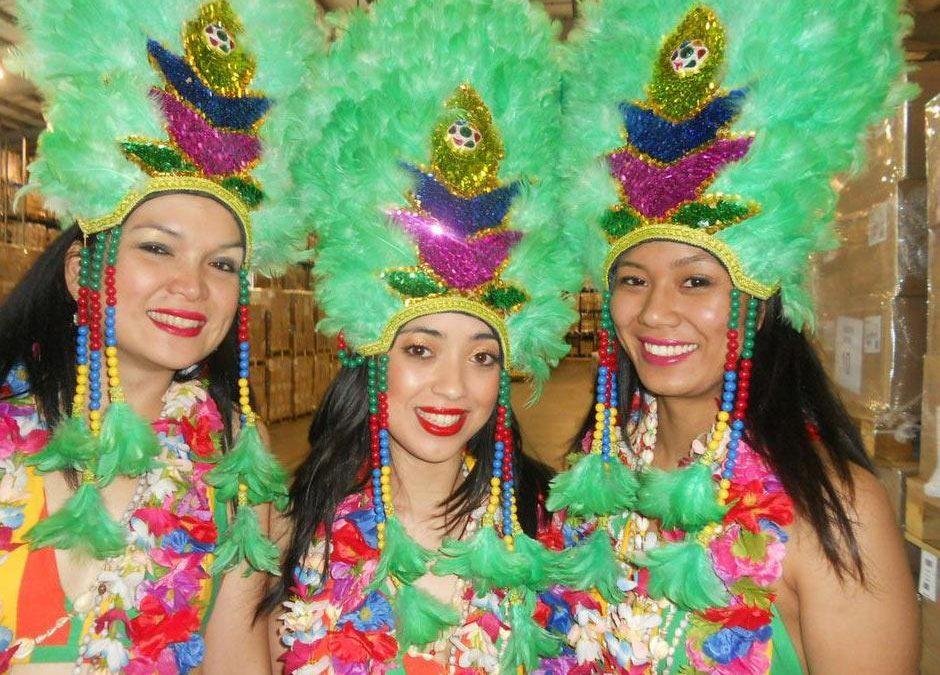 Polynesian: Hula Girls – Hula Dancers | London| UK