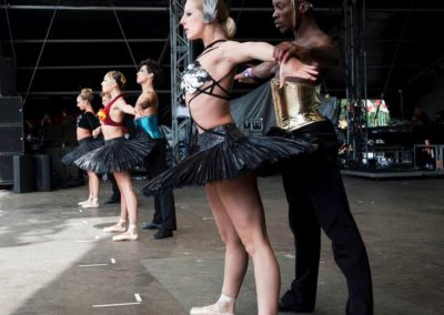 Punk Rock Ballerinas – Ballet Dancers | London | UK