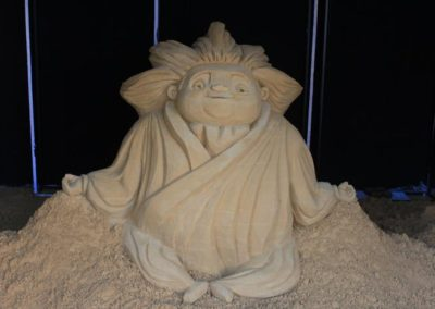 Ray – Sand Sculptor | Wiltshire| South West| UK