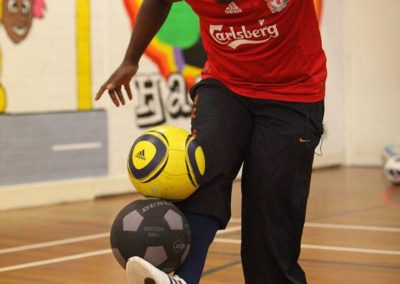 Richard – Football Freestyler | Liverpool| North West| UK