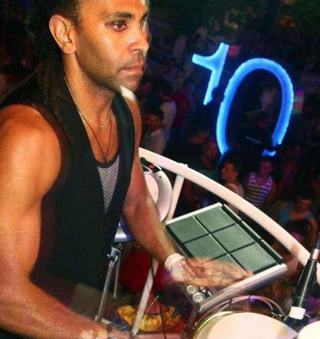 Rocky – DJ Percussionist | London | UK