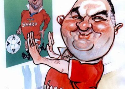Roger – Caricaturist | Llanelli| South Wales| UK