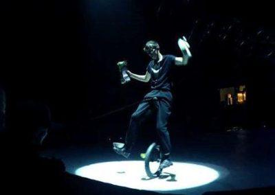 Sam G – Unicycle Circus Performer | London | UK