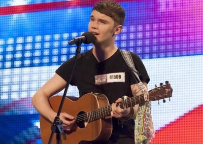 Sam Kelly – Singer – Britain's Got Talent 2012 | UK