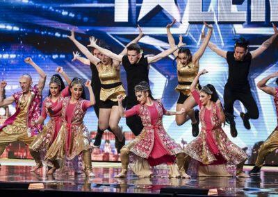 Indian: Sapnay Bollywood Dancers – Britain's Got Talent 2016 Semi Finalists | London | UK