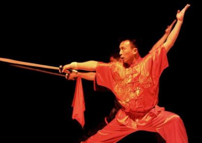 Chinese: Shaolin Monk Performers/Chinese Dancers | UK