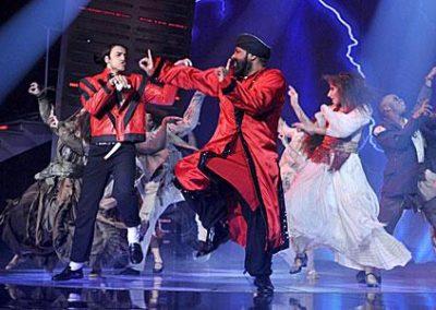 Signature Dancers – Britain's Got Talent 2008 | UK