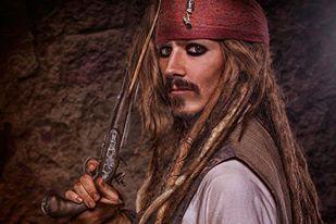 Jack Sparrow (Simon) – Lookalike | West Sussex| South East| UK