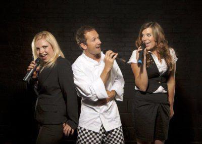 Singing Stars – Singing Waiters | Surrey| South East| UK