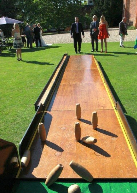 Skittle Alley – Skittle Bowling Hire   London  UK
