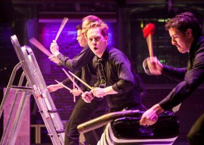 The Slam Team – Percussion Show   UK