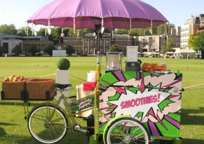 Smoothie Tricycle – Drinks Tricycle | UK