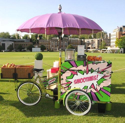 Smoothie Tricycle – Drinks Tricycle | London | South East | UK