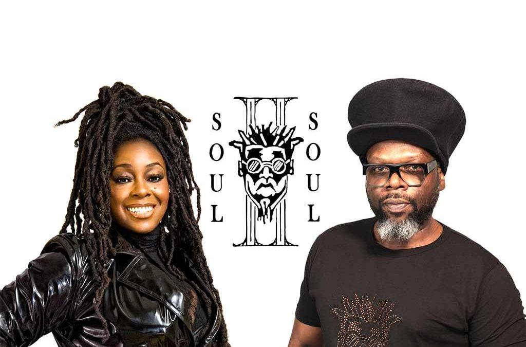 Soul II Soul – Famous Soul – R&B Group | UK