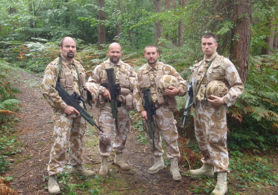 Special Forces Theme – Stunt Performers | Brighton| South East| UK