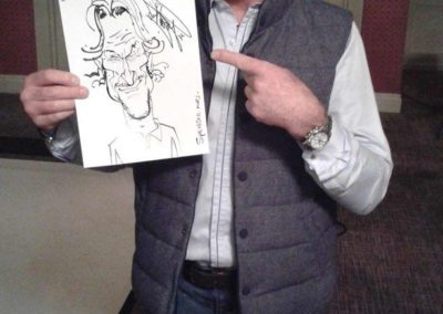 Spencer – Caricaturist | Lancashire| North West| UK