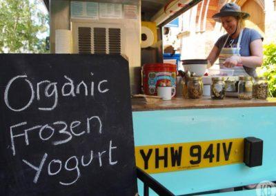 Stan – Frozen Organic Yogurt Float | London| UK
