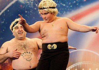 Stavros Flatley – Britain's Got Talent 2009 | UK