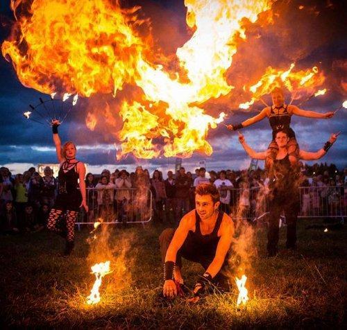 Sure – Fire Performers   Surrey   UK