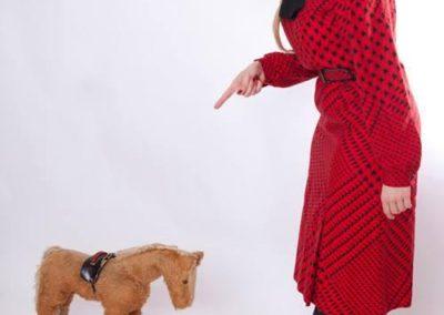 Tally Ho – Walkabout Character Act | Cardiff | Wales | UK