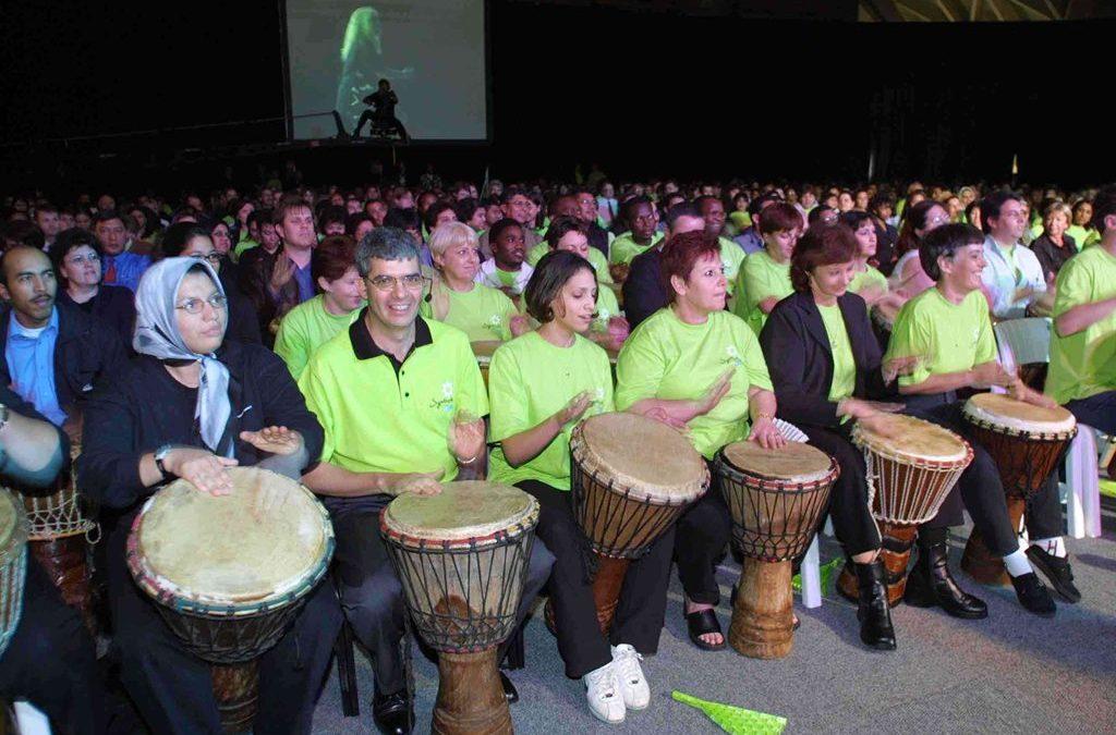 Team Building Drums – Drumming Workshop | London| UK