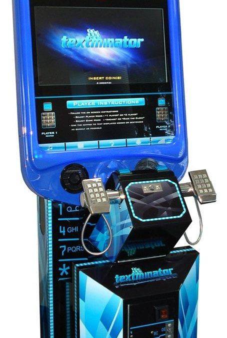 Textminator – Arcade Game   Berkshire  South East  UK