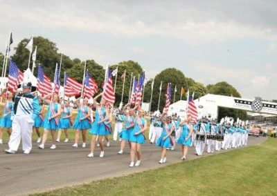 The American Marching Band – Marching Show Band | Staffordshire | West Midlands | UK