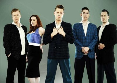 The Blue J's – 50s Rock 'n' Roll Band | London| UK