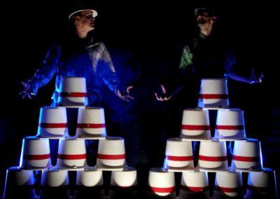 The Bucket Boys – Juggling Show | Sweden