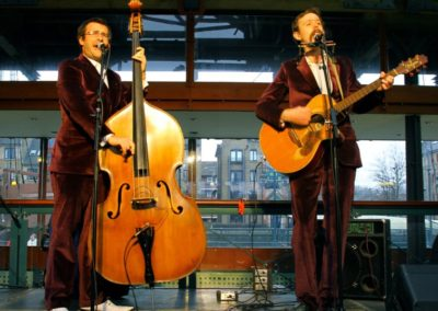 The Cash Cows – Vocal Acoustic Duo | London| UK
