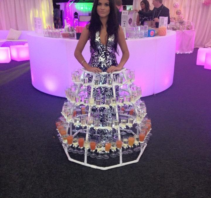 The Champagne Dress – Drink Entertainment | North West | UK
