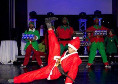 The Christmas Street Dance Show – Street Dancers   UK