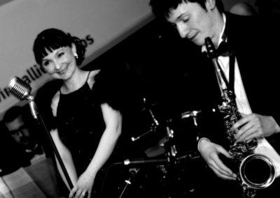 The Debonairs – Swinging Little Big Band | UK