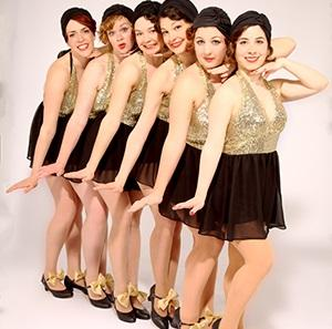 The Dixie Dancers – 1920s Themed Dancers | London | UK