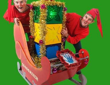 The Elves & Good-O-Metre – Comedy Act | Bristol| South West| UK
